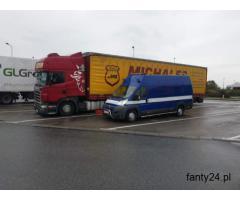 Mobilny serwis ciężarówek Poznań A2