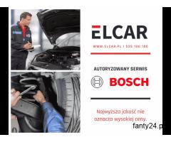 ELCAR Bosch Car Service - Renomowany SERWIS SAMOCHODOWY ELCAR